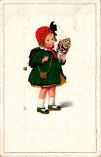 Erster Weltkrieg (1914-18) Spielzeug- & Kinder-Ansichtskarten aus Deutschland