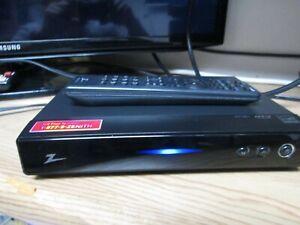 Zenith DTT901 Digital TV Tuner Converter Box With Remote