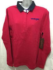 Wrangler Denim Machine Washable Solid Clothing for Women