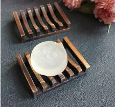 Home Bath Handmade Soap Wood Accessories Dish/Soap Natural Holder(NO.005)