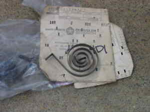 1960 61 62-65 Plymouth Dodge DeSoto Chrysler NOS MoPar Exhaust HEAT RISER SPRING