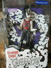 Rare Bleeding Edge Goths Wormwood 7 inch doll (2003) still in box