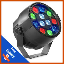 Stagg ECOPAR XS LED Spotlight 25W LED DJ Disco Club Parcan Lighting Effect RGBW