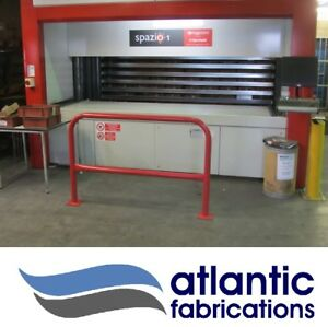Heavy Duty Hoop Protective Barrier-powder coated-various colours 1500mm x 1000mm