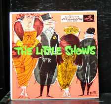 """1953 Soundtrack - Songs From The Little Shows VG+ 7"""" Vinyl 45 Mono RCA EPA-485"""
