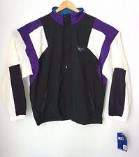 Reebok Men's Size Large Windbreaker Jacket Colorblock Full Zip Vintage NOS