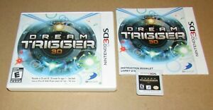 Dream Trigger 3D for Nintendo 3DS Fast Shipping