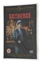 NEW Sealed SCARFACE (PAUL MUNI, GEORGE RAFT) DVD Movie Film UK PAL REGION 2