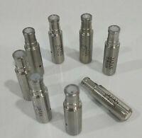 1PC EDM Wire Cut Machine Parts White Ceramic Electrode Guide 30x8x6mm 0.2-3.0mm