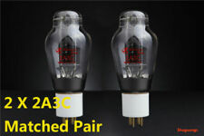 NEW 2pcs Shuguang 2A3C(2A3B,2A3-Z,2A3C-T) Vacuum valve Tubes Matched Pair Tested