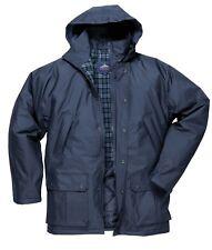 Portwest S521 Dundee Lined Jacket Waterproof Extra Warm Rainwear