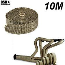 10m Titan Hitzeschutzband Auspuff Band bis 1400° Hitzeschutz Heat Wrap Krümmer
