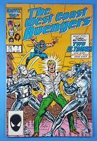 West Coast Avengers #7 Marvel Comics 1986 Ultron