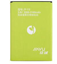 NEW Original JY-S3 Battery 3000-3100mAh Bateria For Jiayu S3 Batterie