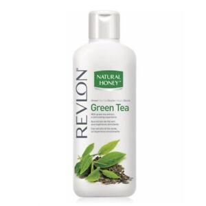 60% OFF AUTH REVLON NATURAL HONEY GREEN TEA SHOWER GEL HUGE 650ML IMPORTED $13.9