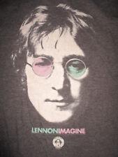 """2011 John Lennon """"Imagine Peace"""" (Lg) T-Shirt Beatles"""