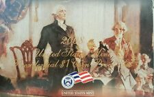 2008 S Presidential Dollar Proof Set 4 Coins US Mint (with Box & COA)