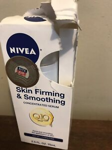 NIVEA Q10 Plus Skin Firming and Smoothing Concentrated Serum 2.50oz