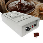 Chocolate Melting Pot Machine 5 Tanks Chocolate Melter Pots 110V 1000W