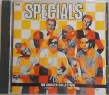 The Specials The Singles Collection CD 1991 Chrysalis Ska 2 Tone Rare OOP LN