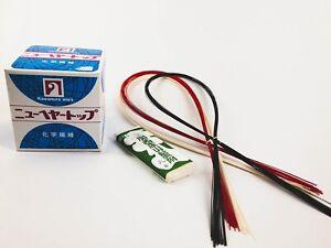 Japanese Kami-Yui Nihongami Essentials Hair Styling Set: Ketabo, Mottoi, Binsuke