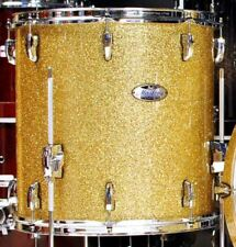 """Pearl Masters Complete MCT 18"""" Floor Tom/#347/Bombay Gold Sparkle/MCT1816F-C347"""
