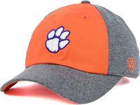 Clemson Tigers TOW Women's Gem NCAA Logo 2 Tone Adjustable Cap Hat