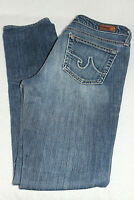 AG Jeans Adriano Goldschmied Womens The Premiere Size 27R Skinny Jeans