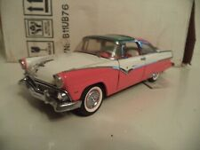FRANKLIN MINT  FORD CROWN VICTORIA    1955  IN BOX