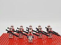 Star Wars Commander Thorne Coruscant Guard Clones Set 11pcs Lot