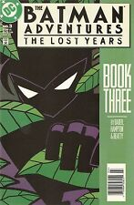 Batman Adventures The Lost Years '98 3 NM G3