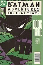 Batman Adventures The Lost Years '98 3 NM G3