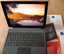 """Mint Ex-Display Linx 12"""" Windows 10 tablet tab LINX12V64 64GB Wi-Fi+ keyboard ++"""