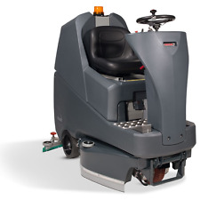 Langzeit-MIETEN Aufsitz-Scheuersaugmaschine Reinigungsmaschine Numatic TRO650 G