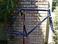 55cm De Rosa frameset Columbus SLX tubing and Chris King headset