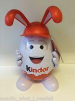 Kinderino Eggman & 4 Kinder Joy Surprise Eggs LIMITED EDITION 2016 VERY RARE