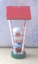 Ornament Christmas Toy Soldier Guard Station Multicolored