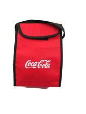 Coca-Cola Lunch Bag with Velcro Closure  - BRAND NEW