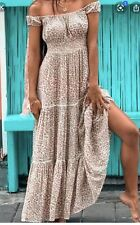 Spell & the Gypsy - Frankie Shirred Dress - Size M - BNWT