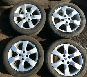 Peugeot  PARTNER 16 inch alloys &TYRES + FREE WHEEL NUTS