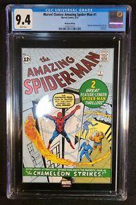 Amazing Spider-Man #1 Marvel Clasico (2017, June) Spanish Reprint Foil Cover 9.4