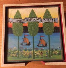 Metropolitan Museum of Art painted coasters, set of 4