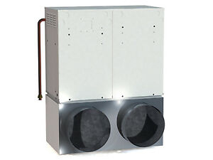 Braemar ReBuff TQMD520NG External Gas Ducted Heater + MagIQtouch Controller
