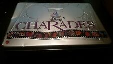 1999 Wonderful World of Disney Charades Game - Mattel - Collector Tin - Complete