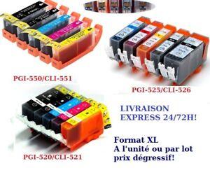 Ink Cartridge not OEM Canon Pixma PGI525/CLI526 PGI520/CLI521 PGI550/CLI551 XL