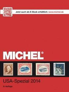 Michel Katalog USA Spezial 2014 - nagelneu und original verpackt!