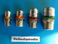 Uponor,Unicor,Unipipe,Metall Pressfitting Übergangsnippel , 16 - 32 mm