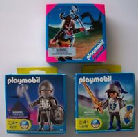Knight Hype Playmobil Special 4616 V `02 to Tournament King Knight Castle Castle
