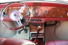 Conception des casquettes du tableau de bord - Mini Austin Rover Cooper