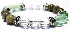 AURA HEALING & REPAIR 8mm Crystal Intention Bracelet +Description- Healing Stone
